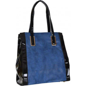 Kabelka David Jones CM0803 blue/black FC8131